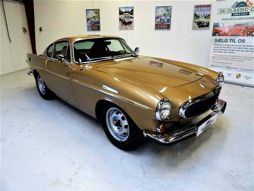 1972 Volvo 1800E with automatic transmission  SOLD (picture 1 of 6)