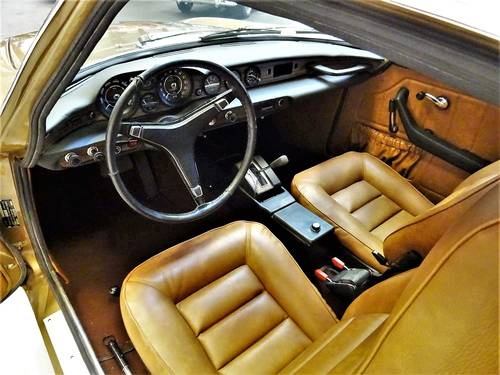 1972 Volvo 1800E with automatic transmission  SOLD (picture 4 of 6)