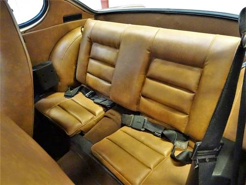 1972 Volvo 1800E with automatic transmission  SOLD (picture 5 of 6)