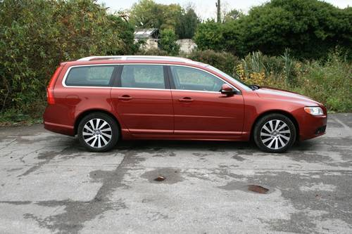 2013 Volvo V70 D5 SE LUX For Sale (picture 2 of 6)