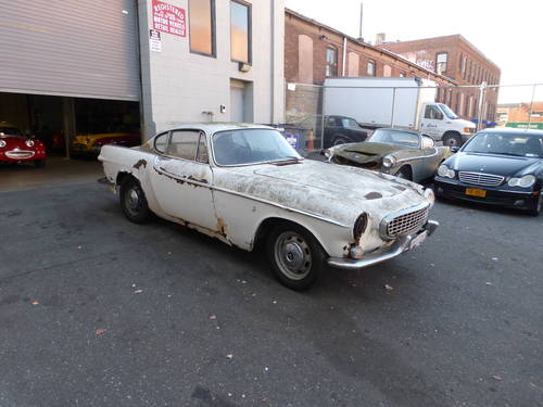 1964 Volvo P1800S Coupe Complete Restoration or Parts Car- For Sale (picture 1 of 6)