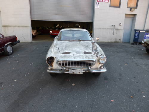1964 Volvo P1800S Coupe Complete Restoration or Parts Car- For Sale (picture 2 of 6)
