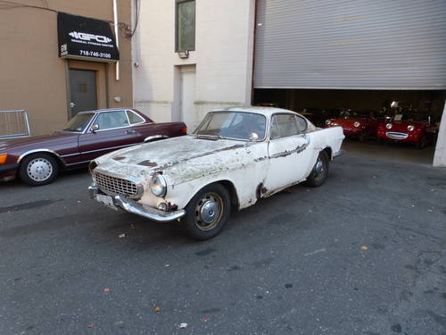 1964 Volvo P1800S Coupe Complete Restoration or Parts Car- For Sale (picture 3 of 6)