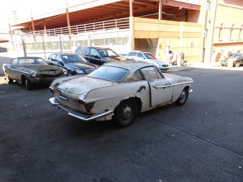 1964 Volvo P1800S Coupe Complete Restoration or Parts Car- For Sale (picture 4 of 6)