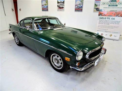 1972 Volvo P1800 E – Restoration finished in February SOLD (picture 1 of 6)