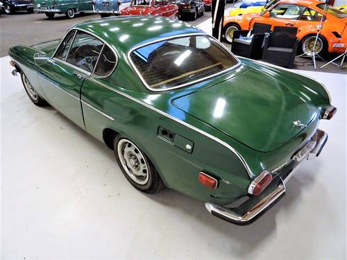 1972 Volvo P1800 E – Restoration finished in February SOLD (picture 2 of 6)