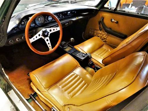 1972 Volvo P1800 E – Restoration finished in February SOLD (picture 3 of 6)