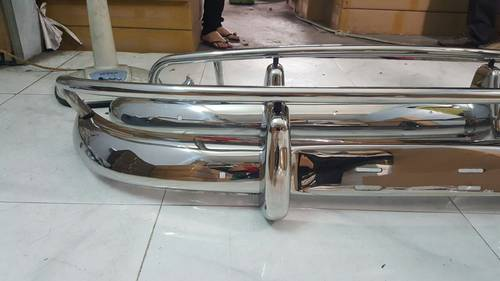 Volvo PV544 Stainless Steel Bumper- US Style For Sale (picture 2 of 3)