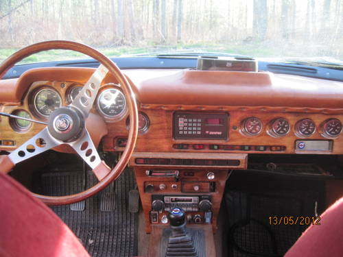 1967 Volvo 123gt  For Sale (picture 5 of 6)