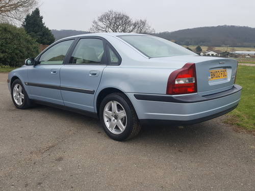 Volvo S80 2.4 Petrol Manual 2002 For Sale (picture 2 of 6)