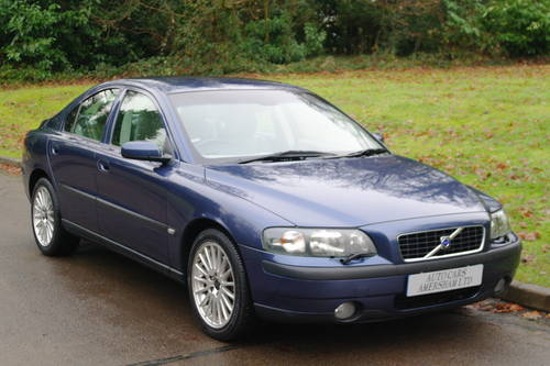 2004 Volvo S60 T SE.. Auto.. Low Miles.. FSH.. Superb Example..   SOLD (picture 1 of 6)