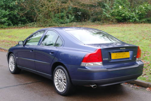 2004 Volvo S60 T SE.. Auto.. Low Miles.. FSH.. Superb Example..   SOLD (picture 6 of 6)