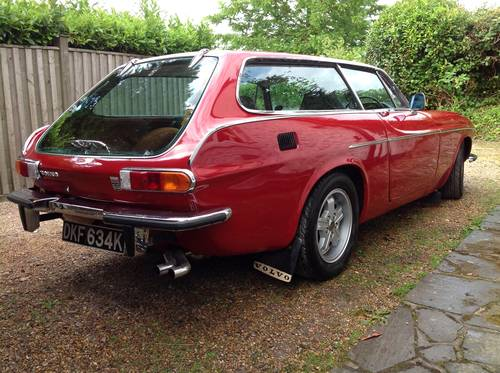 1973  Volvo P1800 ES  For Sale (picture 1 of 6)
