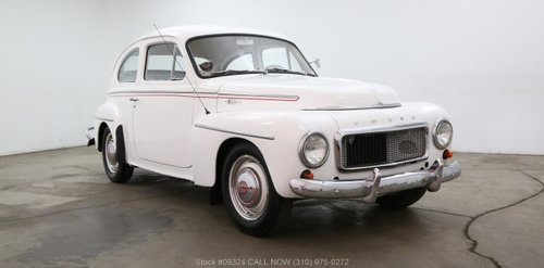 1960 Volvo PV544 For Sale (picture 1 of 6)