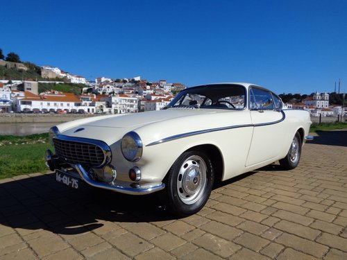 1961 Volvo P 1800 - 1st serie - Rare - In Great Conditi For Sale (picture 1 of 6)