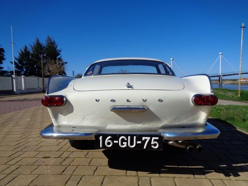 1961 Volvo P 1800 - 1st serie - Rare - In Great Conditi For Sale (picture 3 of 6)
