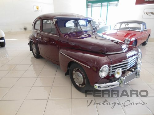 1953 Volvo Pv 444 Special DS SOLD (picture 1 of 6)