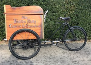 Circa 1940  Warwick Tricycle For Sale by Auction