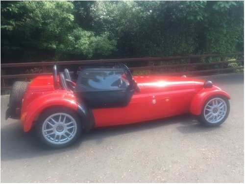 2003 Westfield seiw speedsport now sold SOLD   Car And Classic