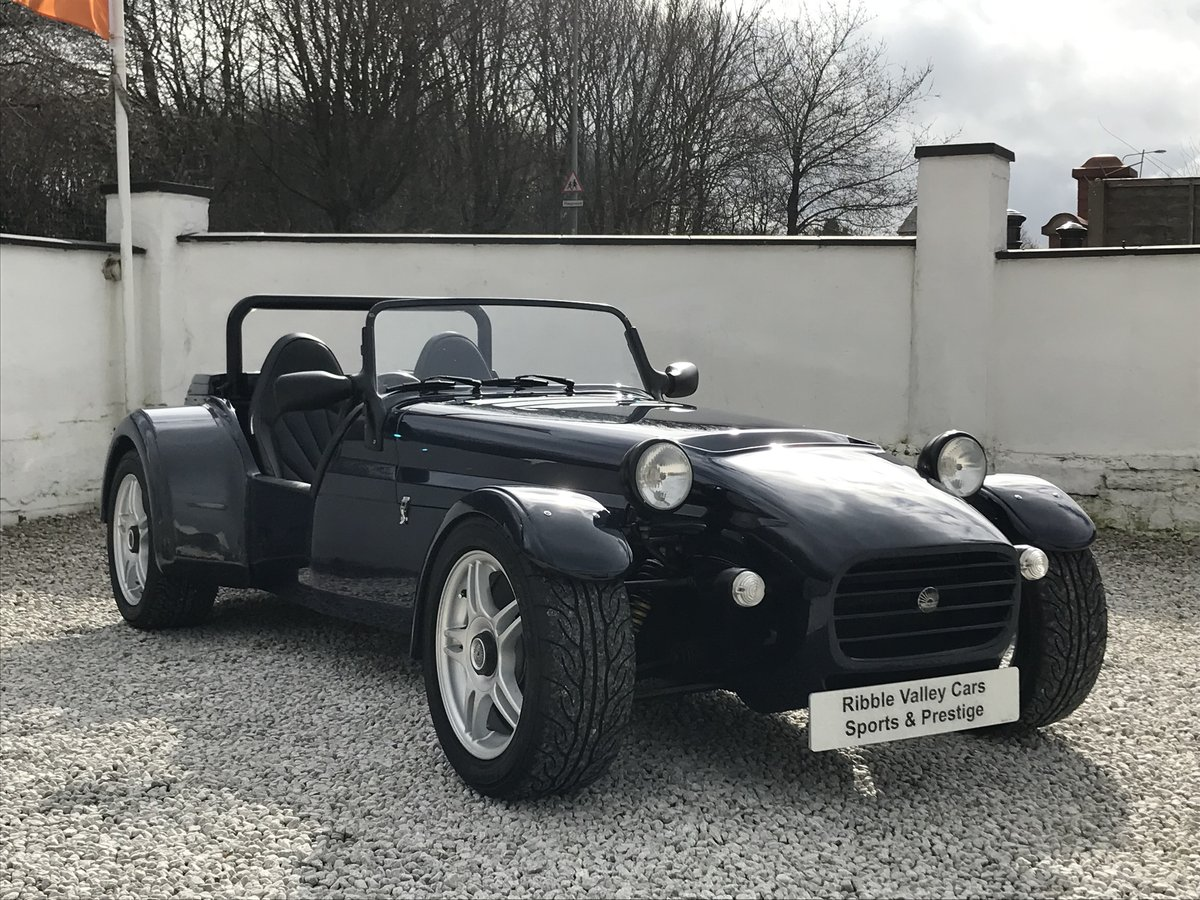 1998 98 westfield 1.8 seiw zetec factory car immaculate For Sale (picture 1 of 5)