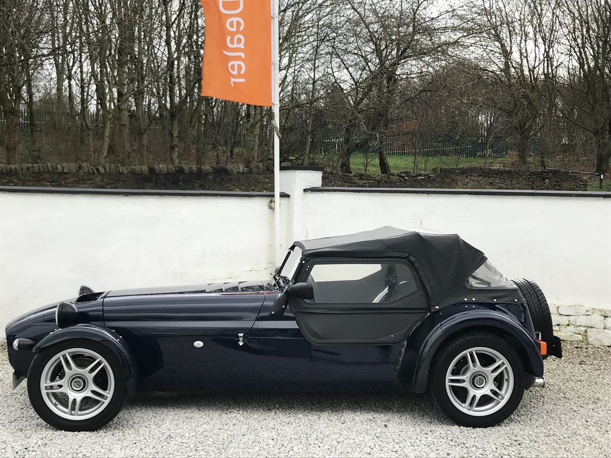 1998 98 westfield 1.8 seiw zetec factory car immaculate For Sale (picture 3 of 5)