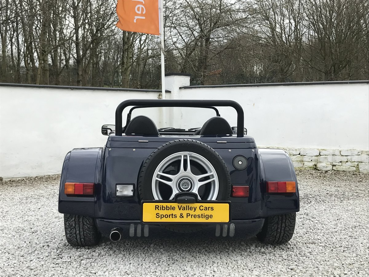 1998 98 westfield 1.8 seiw zetec factory car immaculate For Sale (picture 4 of 5)