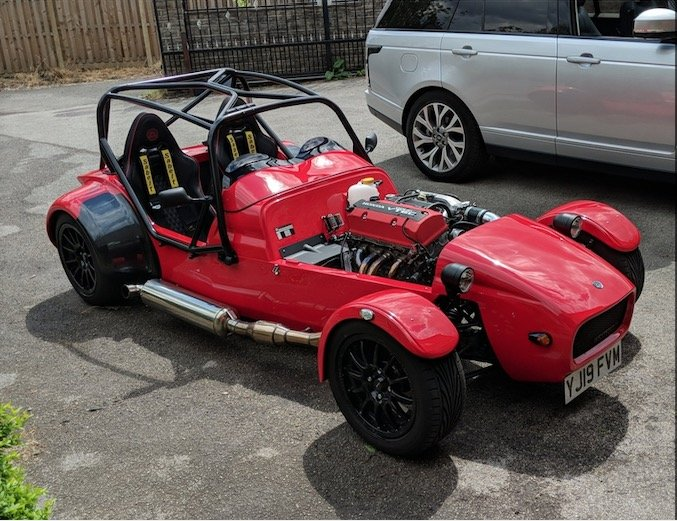 2019 Westfield mega s2000 For Sale (picture 1 of 6)