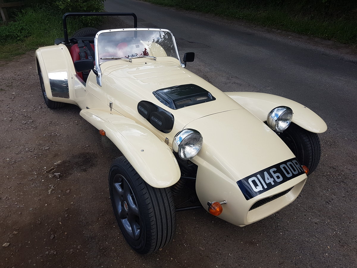 1992 Westfield SE sports car For Sale (picture 4 of 6)