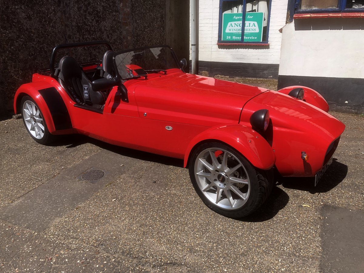 2002 WESTFIELD SEIW supercharged special  SOLD (picture 1 of 6)
