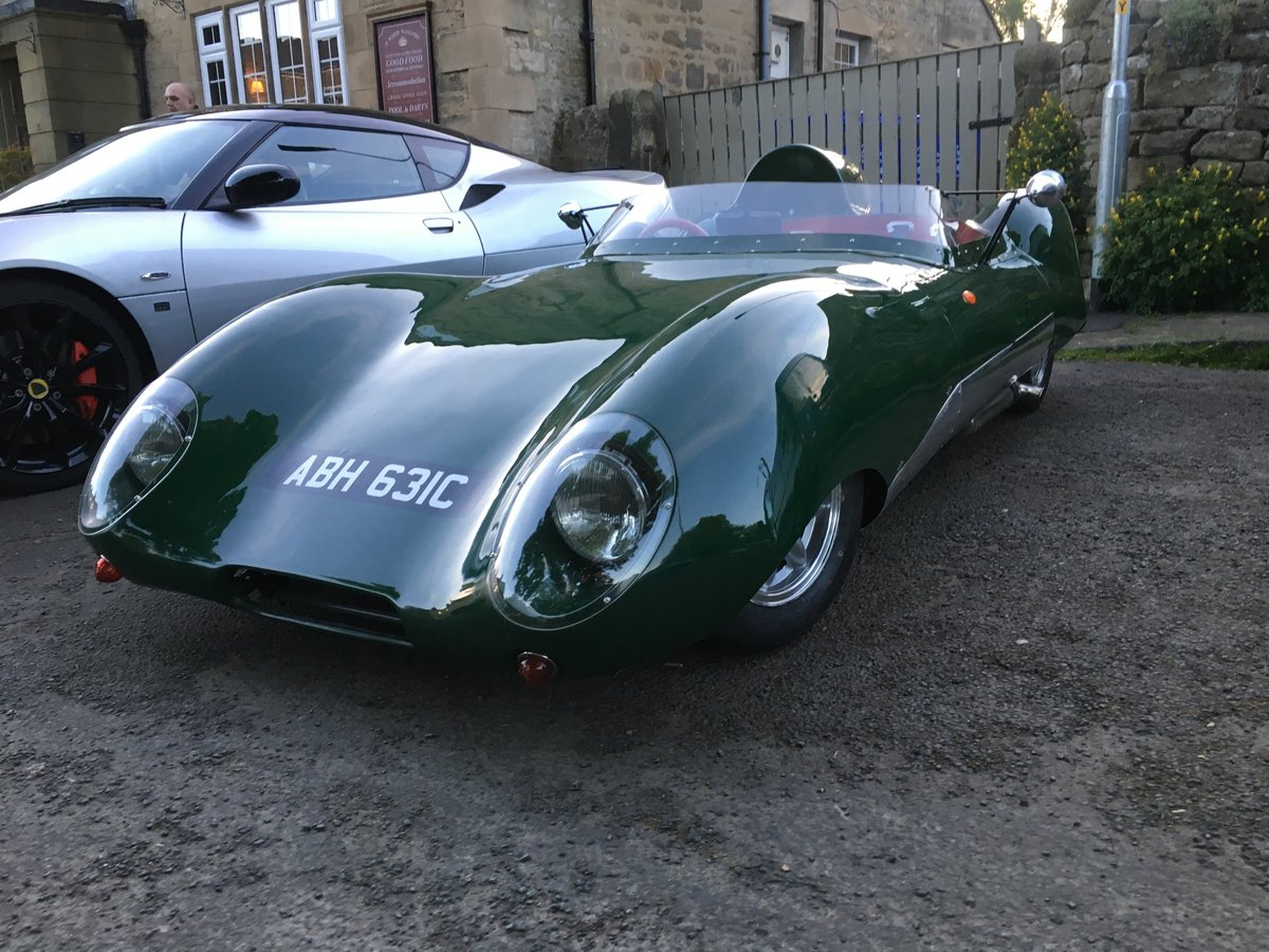 2018 Lotus XI Replica - Price Reduced For Sale (picture 5 of 5)