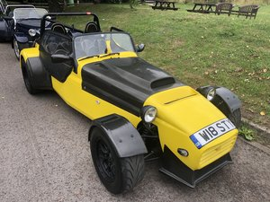 2000 Westfield SEiW/ZEi 1.8 Zetec ~180 bhp Kit Car For Sale