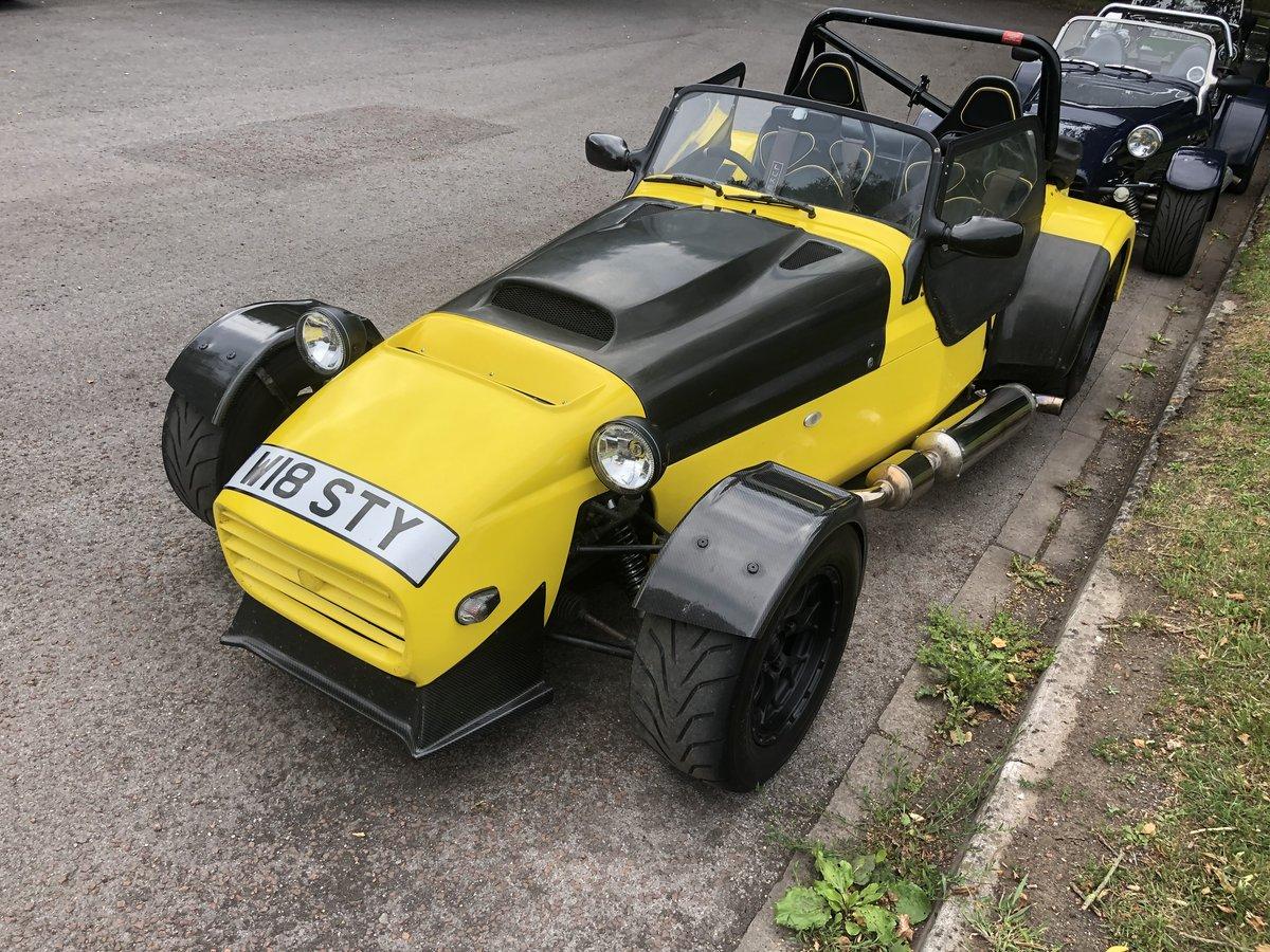2000 Westfield SEiW/ZEi 1.8 Zetec ~180 bhp Kit Car For Sale (picture 2 of 5)