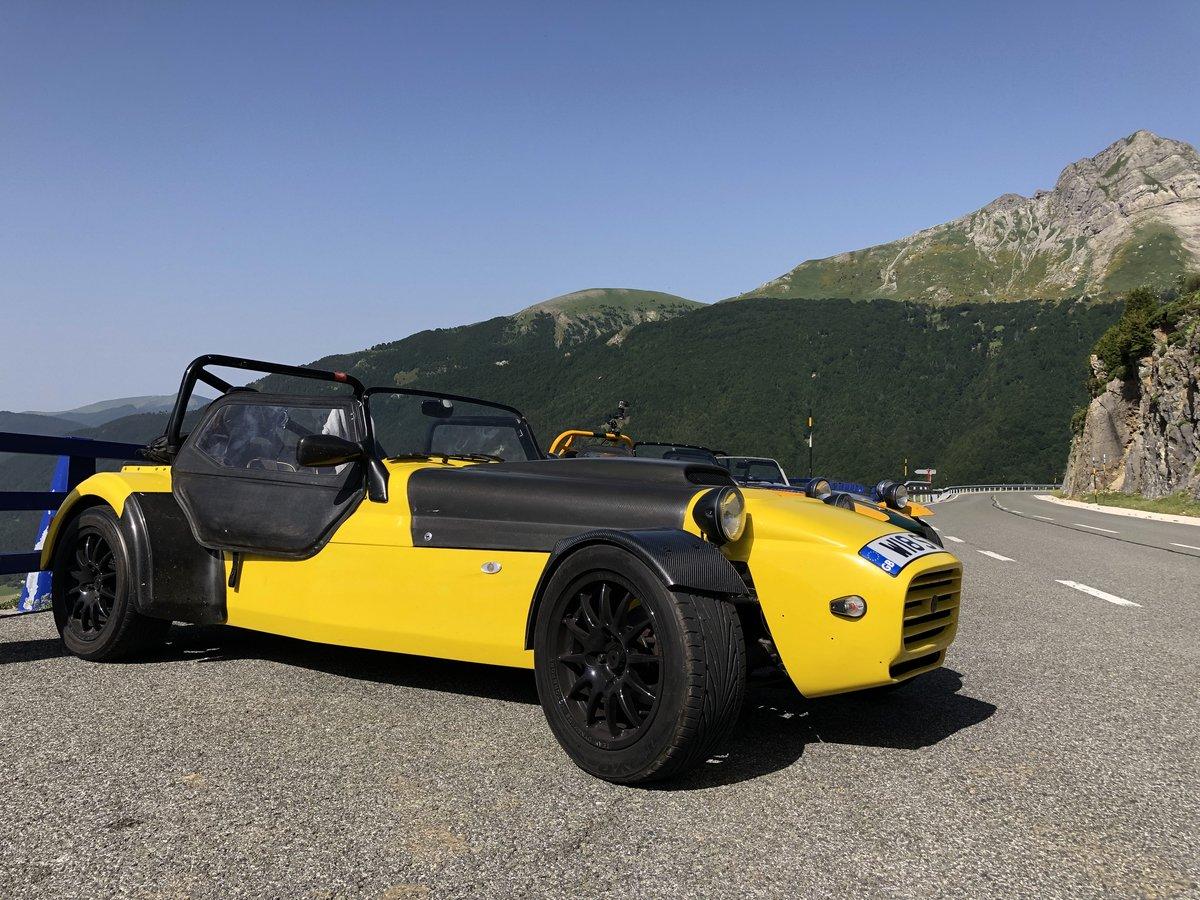 2000 Westfield SEiW/ZEi 1.8 Zetec ~180 bhp Kit Car For Sale (picture 4 of 5)