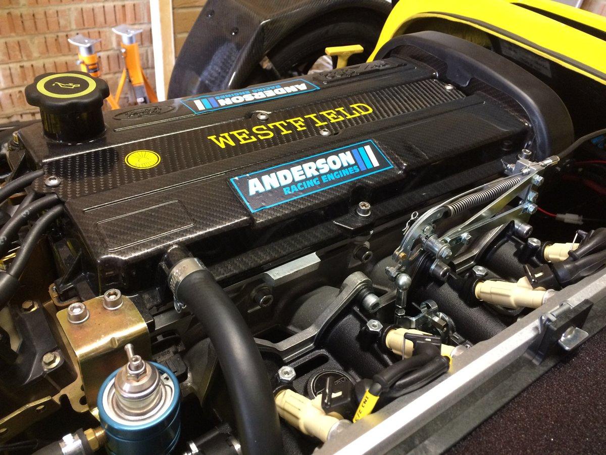 2000 Westfield SEiW/ZEi 1.8 Zetec ~180 bhp Kit Car For Sale (picture 5 of 5)