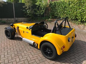 2011 Westfield 2L Zetec  Kit Car
