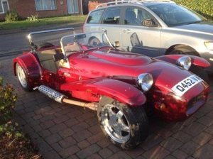 1993 Westfield SE Kit Car For Sale