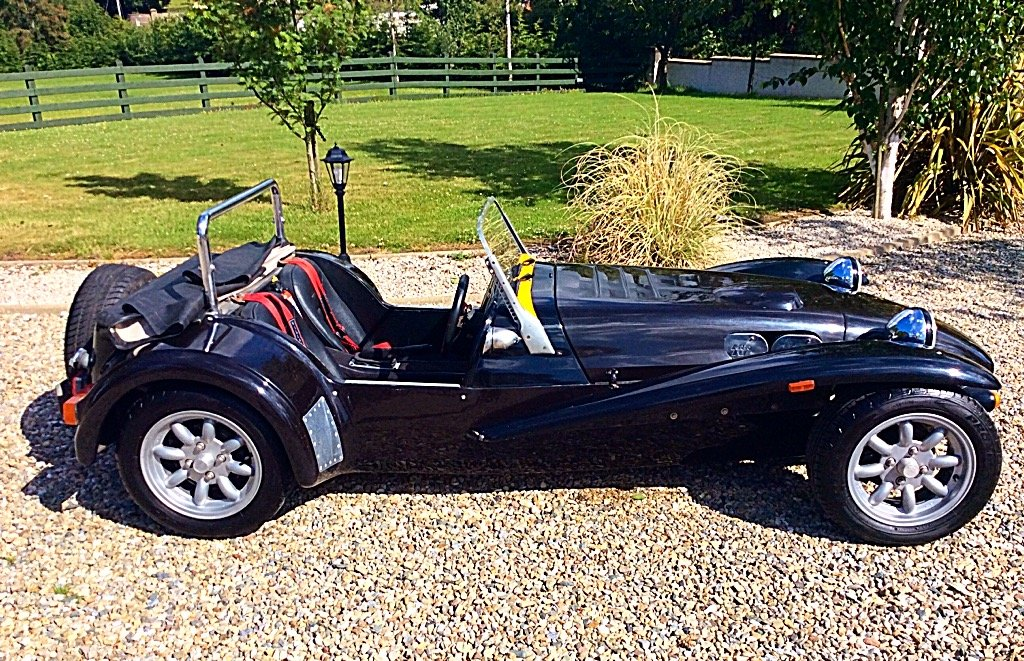 1994 WESTFIELD SE 1640cc X-FLOW - TWIN 40's - LOW MILES FSH - PX For Sale (picture 2 of 6)