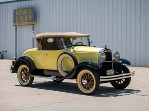 1929 Whippet Model 96A 24-Passenger Rodaster For Sale by Auction