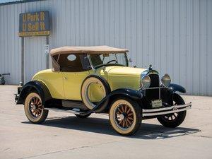 1929  Whippet Model 96A 24-Passenger Sport Roadster