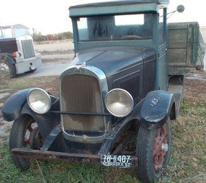 1929 Whippet 1 Ton Truck For Sale
