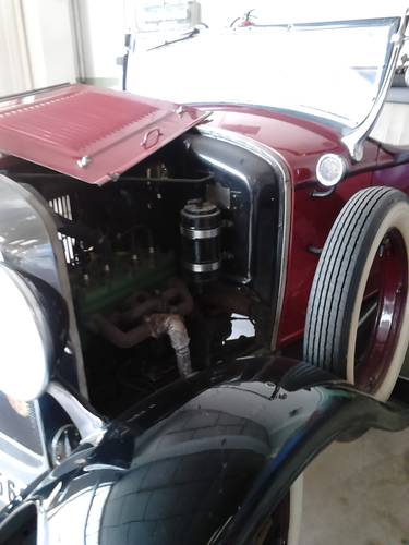 1929 Whippet Overland For Sale (picture 4 of 6)