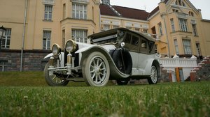 1915 White Automobile for sale For Sale