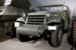 1943 White Half-Track Type M3 No reserve For Sale by Auction