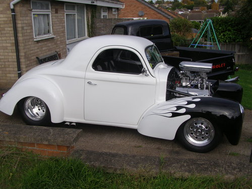 1941 PRO STREET WILLY's 502 For Sale (picture 1 of 6)