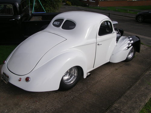 1941 PRO STREET WILLY's 502 SOLD (picture 4 of 6)