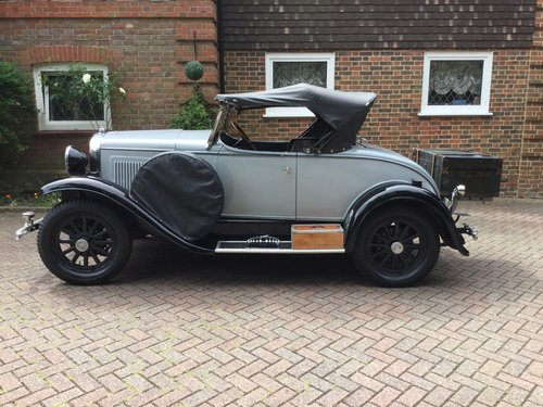 1927 Willys Overland Whippet Doctors Coupe For Sale (picture 1 of 6)
