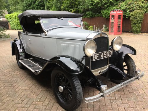 1927 Willys Overland Whippet Doctors Coupe For Sale (picture 2 of 6)