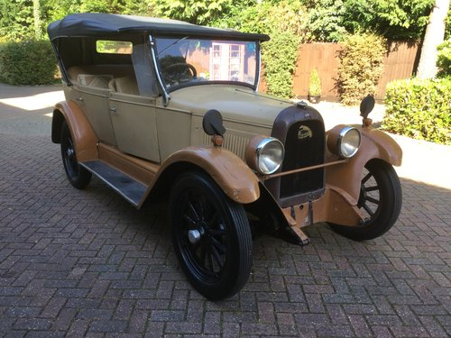 1926 Willys Whippet Overland Touring For Sale (picture 1 of 6)