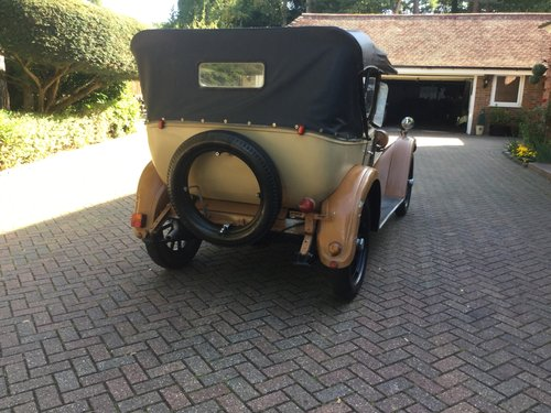 1926 Willys Whippet Overland Touring For Sale (picture 4 of 6)