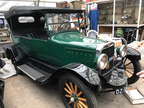 1921 Willys Overland 27 PK Cabriolet For Sale (picture 1 of 5)